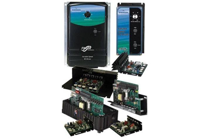 2610 Non-Regenerative DC Drive w/Contactorless Control