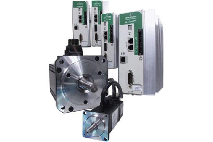 Epsilon EP AC Servo Drive - Programmable Drive w/Ethernet & Profibus-DP