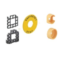 22mm XW E-Stops Accessories