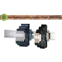6mm Hazardous Location Interface Relays