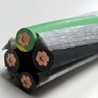 DRIVEFLEX® - PVC Shielded Flexible VFD & Motor Supply Cable