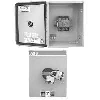 Enclosed Disconnect Switches Non-fusible 16A - 3150A