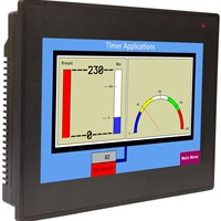 "FP3070 Series 7"" Color HMI Touch Screens"