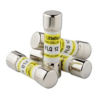 MIDGET (FLQ) TIME-DELAY FUSES