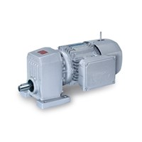 S Series Single Reduction Helical Gearmotors