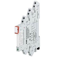 Slim & Pluggable Interface Relays CR-S Range