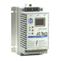 TCF frequency inverters Vector Control 1/2 HP up to 10 HP