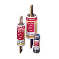 UL CLASS J (JLS) FAST-ACTING FUSES