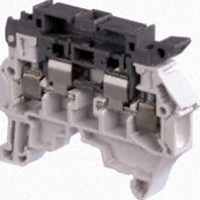 ZS4-SF1-R Screw Clamp Terminal Block
